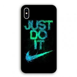 Coque Samsung Galaxy A10 Nike Just do it