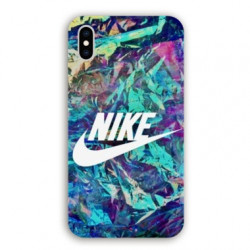 Coque Samsung Galaxy A10 Nike Turquoise