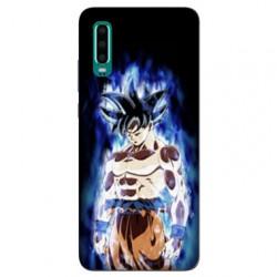 Coque Samsung Galaxy A50 Manga Dragon Ball Sangoku Noir