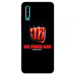 Coque Samsung Galaxy A50 Manga One Punch Man poing