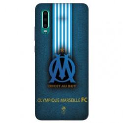 Coque Samsung Galaxy A50 Olympique Marseille OM Bande