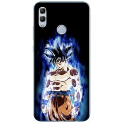 Coque Samsung Galaxy A40 Manga Dragon Ball Sangoku Noir