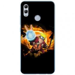 Coque Samsung Galaxy A40 Manga Naruto noir