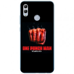 Coque Samsung Galaxy A40 Manga One Punch Man poing