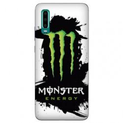 Coque Samsung Galaxy A50 Monster Energy tache