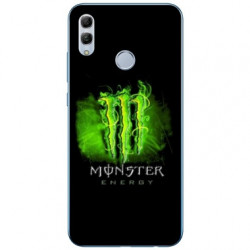 Coque Samsung Galaxy A40 Monster Energy Vert