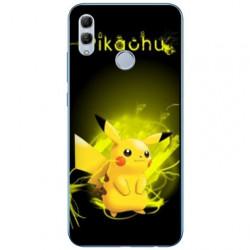 Coque Samsung Galaxy A40 Pokemon Pikachu eclair