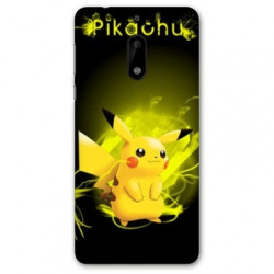 Coque Nokia 4.2 Pokemon Pikachu eclair
