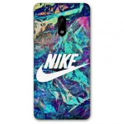 Coque Nokia 4.2 Nike Turquoise