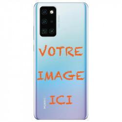Coque transparente pour Huawei P40 Pro personnalisée