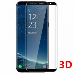 Vitre protection / Verre trempé 3D Samsung Galaxy A01