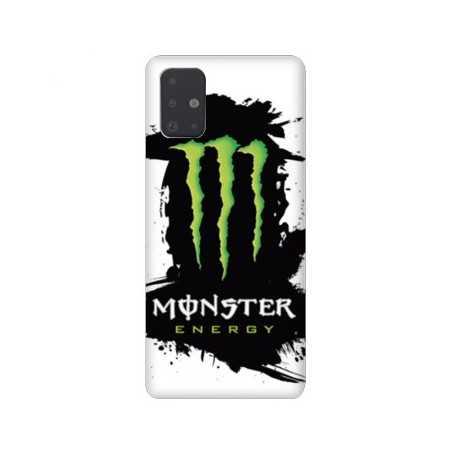 Coque pour Samsung Galaxy A51 4G Monster Energy tache