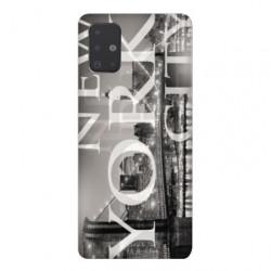 Coque pour Samsung Galaxy A51 Amerique USA New York