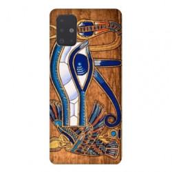 Coque pour Samsung Galaxy A71 Egypte Papyrus