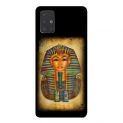 Coque pour Samsung Galaxy A71 Egypte Pharaon