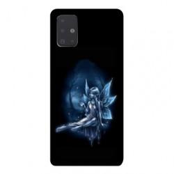 Coque pour Samsung Galaxy A71 Fee Bleu