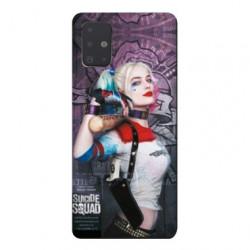 Coque pour Samsung Galaxy A71 Harley Quinn Batte