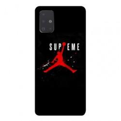 Coque pour Samsung Galaxy A71 Jordan Supreme Noir
