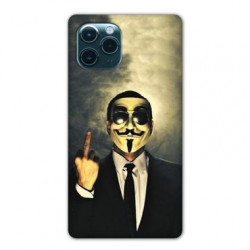 Coque pour Samsung Galaxy S20 ULTRA Anonymous doigt