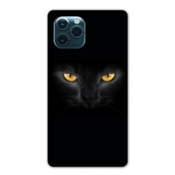 Coque pour Samsung Galaxy S20 ULTRA Chat Noir