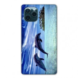 Coque pour Samsung Galaxy S20 ULTRA Dauphin ile