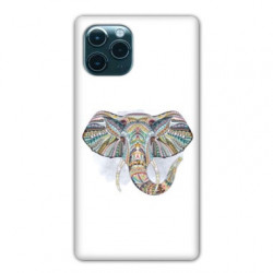 Coque pour Samsung Galaxy S20 ULTRA Ethniques Elephant Color B