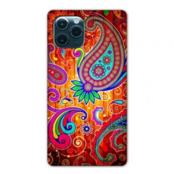 Coque pour Samsung Galaxy S20 ULTRA fleur psychedelic