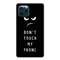 Coque pour Samsung Galaxy S20 ULTRA Humour don't touch