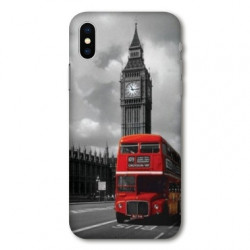 Coque pour Samsung Galaxy A01 Angleterre London Bus
