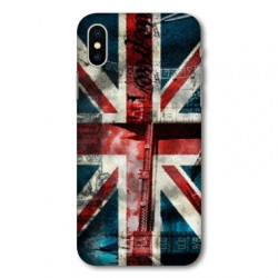 Coque pour Samsung Galaxy A01 Angleterre UK Jean's