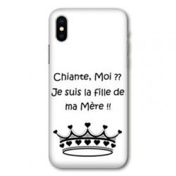 Coque pour Samsung Galaxy A01 Humour Moi chiante