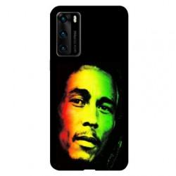 Coque pour Huawei P40 Bob Marley 2