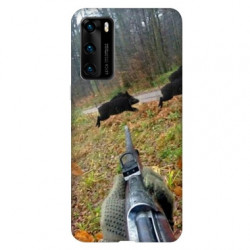 Coque pour Huawei P40 chasse Vision Tir