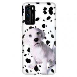 Coque pour Huawei P40 Chien dalmatien