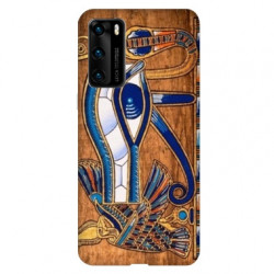 Coque pour Huawei P40 Egypte Papyrus