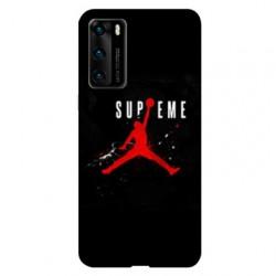 Coque pour Huawei P40 PRO Jordan Supreme Noir