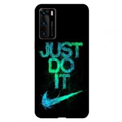 Coque pour Huawei P40 PRO Nike Just do it