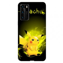 Coque pour Huawei P40 PRO Pokemon Pikachu eclair