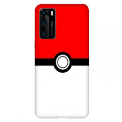 Coque pour Huawei P40 PRO Pokemon Pokeball