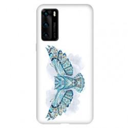 Coque pour Samsung Galaxy S20 PLUS Ethniques Hibou B