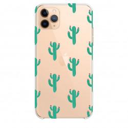Coque transparente pour Samsung Galaxy S20 Ultra Cactus