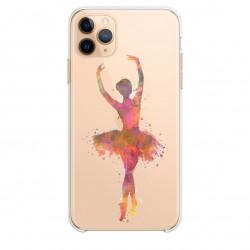 Coque transparente pour Samsung Galaxy S20 Ultra Danseuse etoile