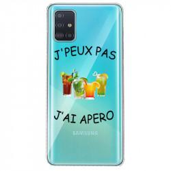 Coque transparente pour Samsung Galaxy S20 Plus jpeux pas jai apero
