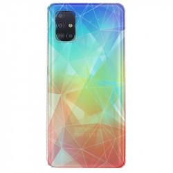 Coque transparente pour Samsung Galaxy S20 Plus Origami