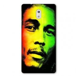 Coque pour Nokia 2.3 Bob Marley 2