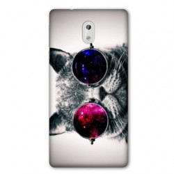Coque pour Nokia 2.3 Chat Fashion