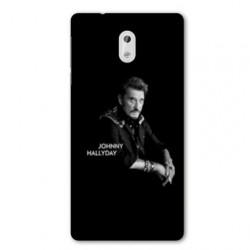 Coque pour Nokia 2.3 Johnny Hallyday Noir
