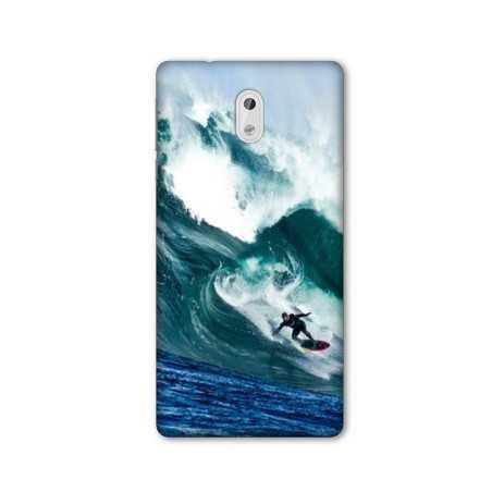 Coque pour Nokia 2.3 Surf vague