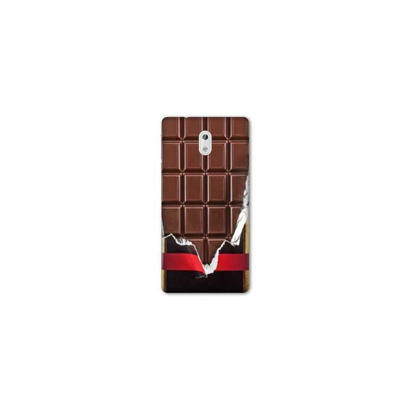 Coque pour Nokia 2.3 Trompe œil chocolat