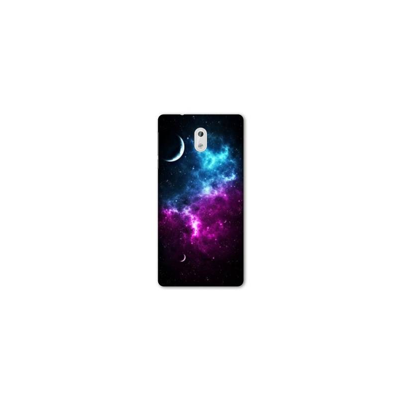 Coque pour Nokia 2.3 Univers Bleu violet
